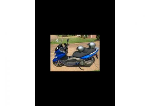 2007 Kymco Xciting 500 Scooter