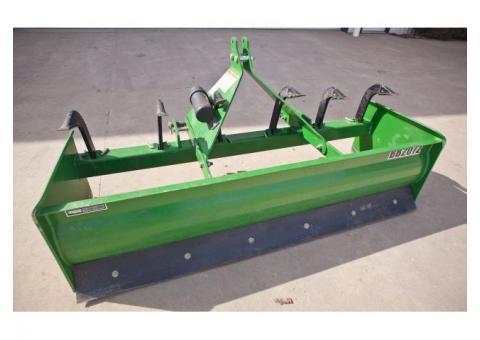 6' Frontier Box Blade